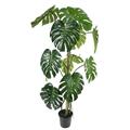 Konstgjorda växter Monstrera
