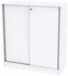 Reflect White Förvaring 3xA4, Skjutdörrar