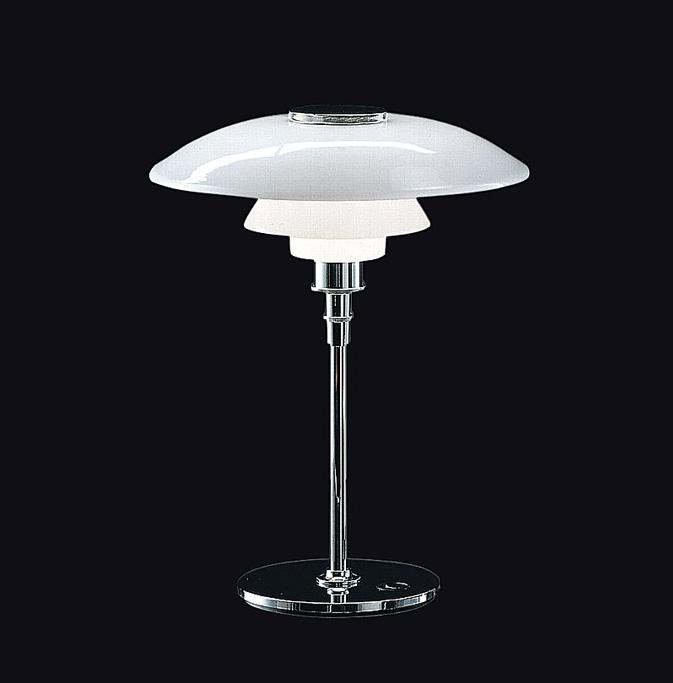 Ph 4 3 glas bord for Designklassiker replica