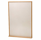 Whiteboard Whiteboard träram
