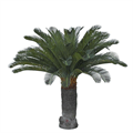 Konstgjorda växter Cycas palm