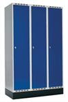 Klädskåp Klädskåp 3 dörrar, B1200 mm