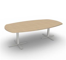 Höj och sänkbart konferensbord 240x120 cm