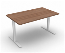 Ypsilon Sitt & Stå Ypsilon Sitt & Stå rektangulärt/rakt skrivbord