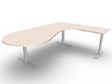 Part Sitt&Stå Sitt & Stå bord 240x175 cm