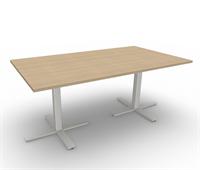 Up Höj- & sänkbart Höj och sänkbart konferensbord 220x100 cm