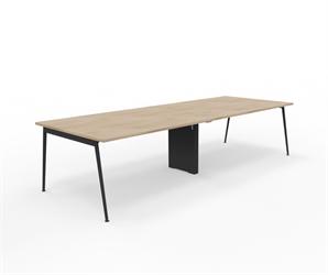 X3 Konferensbord 320x120 cm för 8-10 personer