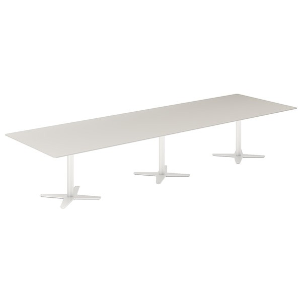 Space Mötesbord Rektangulärt mötesbord 380x120 cm