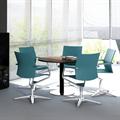 Clivo Sit&Stand Clivo mötesbord - 120x120