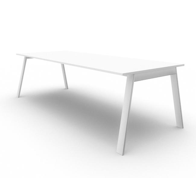 Piece Konferensbord Piece bord 250x140 cm