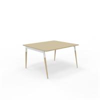 X3 Konferensbord X3 bord med ekben 120x120 cm