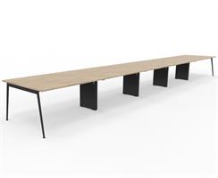 X3 Konferensbord X3 Konferensbord 800x120 cm för 20-22 personer