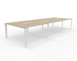 X7 Konferensbord X7 bord 420x140 cm
