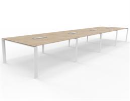 X7 Konferensbord X7 bord 640x140 cm