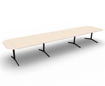 Feather Konferensbord Feather mötesbord 500 cm