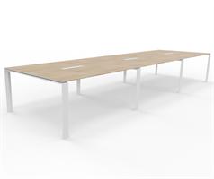 X7 Konferensbord X7 bord 480x140 cm