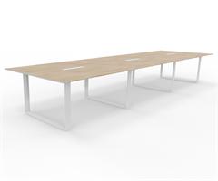 X7 Konferensbord X7 mötesbord 480x140 cm