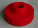 Bild 3 Otto rund soffa