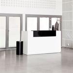Basic Receptionsdisk Basic Sitt&Stå Längd 173 cm