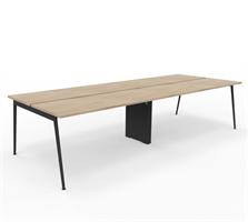 X3 Skrivbord X3 skrivbord för 4 personer