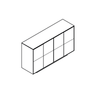 Deck  Deck låg förvaring - B160