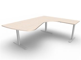 Part Sitt&Stå Sitt & Stå bord 220x175 cm