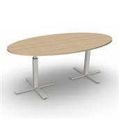 Up Höj- & sänkbart Höj och sänkbart konferensbord 200x104 cm