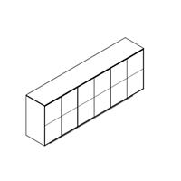 Deck  Deck låg förvaring - B240
