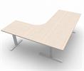 Bild 3 Sitt & Stå bord 190x170 cm
