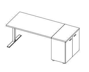 Quadrio Tube Tube Cabinet