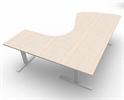 Bild 4 Sitt & Stå bord 220x175 cm