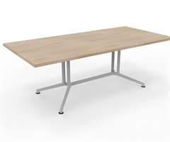 X2 Konferensbord X2 Mötesbord 210x100 cm