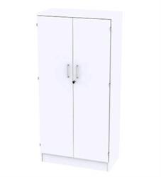 Reflect White Förvaring 4xA4, Med dörrar