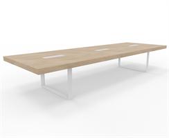 T45 Konferensbord T45 med metallben 420x140