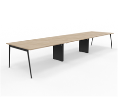 X3 Konferensbord X3 Konferensbord 480x120 cm för 12-14 personer