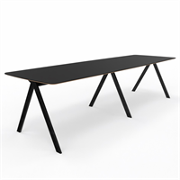 Peak Konferensbord Peak högt bord 300x110 cm