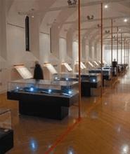 Kundanpassade Monter för museum