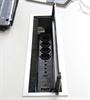 Bild Power Inlay, 4 el, 4 nät, VGA, ljud, HDMI, USB