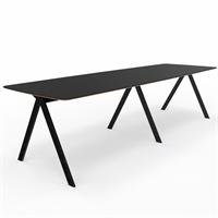 Peak Konferensbord Peak högt bord 360x110 cm