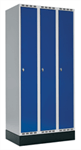 Klädskåp Klädskåp 3 dörrar, B900 mm