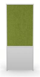 ZilenZio Skärmväggar Offizz 10 - Höjd 190 cm