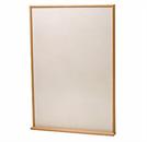 Whiteboard Träram med pennhylla