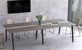 Bild 4 Wood mötesbord i trä 160x140 cm
