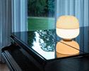 Bild 4 Afra låg bordslampa
