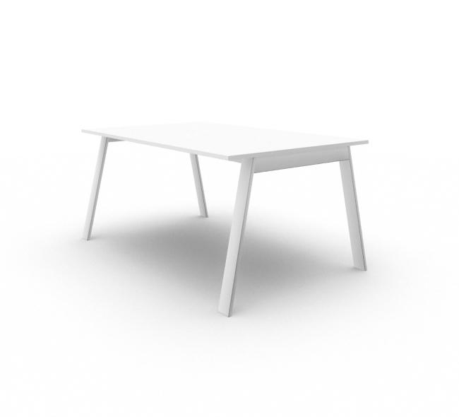 Piece Konferensbord Piece bord 160x140 cm