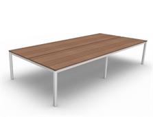 X4 Skrivbord X4 4-bord