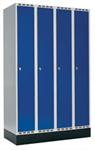 Klädskåp Klädskåp 4 dörrar, B1200 mm