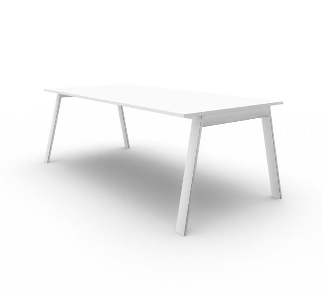 Piece Konferensbord Piece bord 210x100 cm