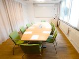 Fyndhörnan Konferensbord i Stockholm med stolar