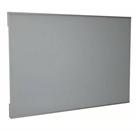 Whiteboard Glastavla aluminium